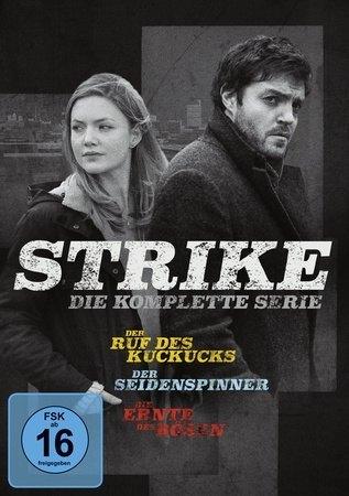 Strike: Die komplette Serie als DVD