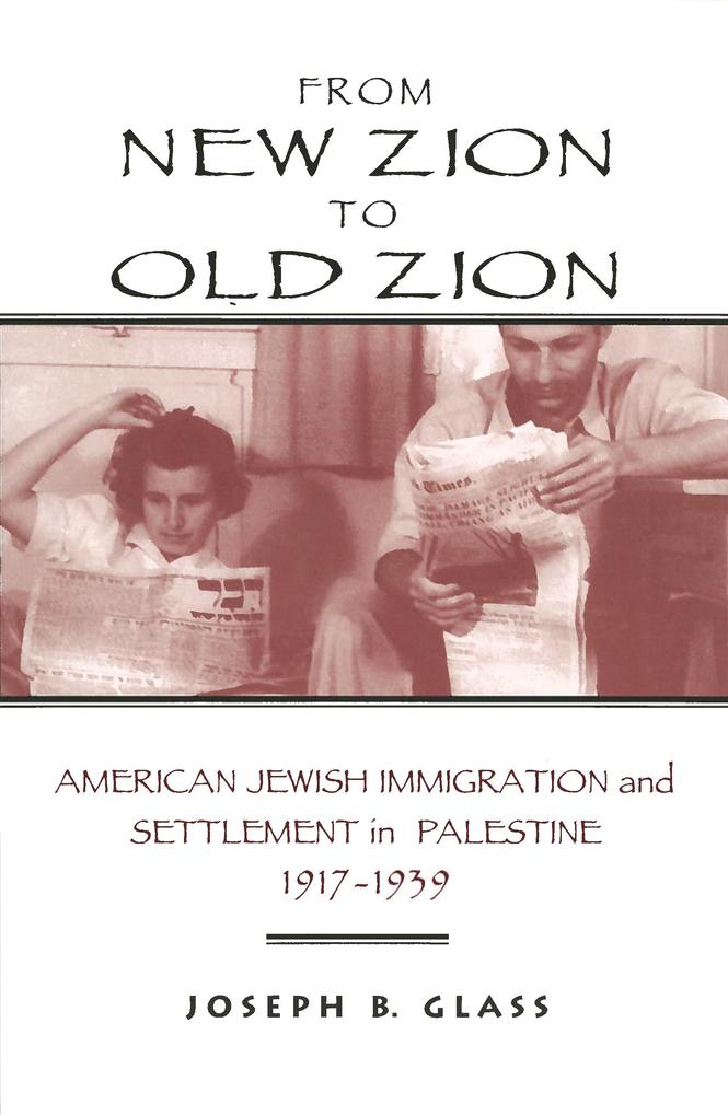 From New Zion to Old Zion als eBook epub