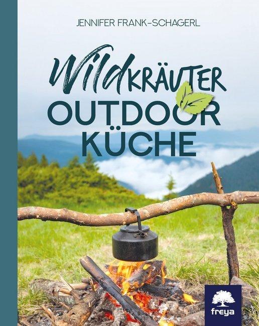 Wildkräuter-Outdoorküche als Buch