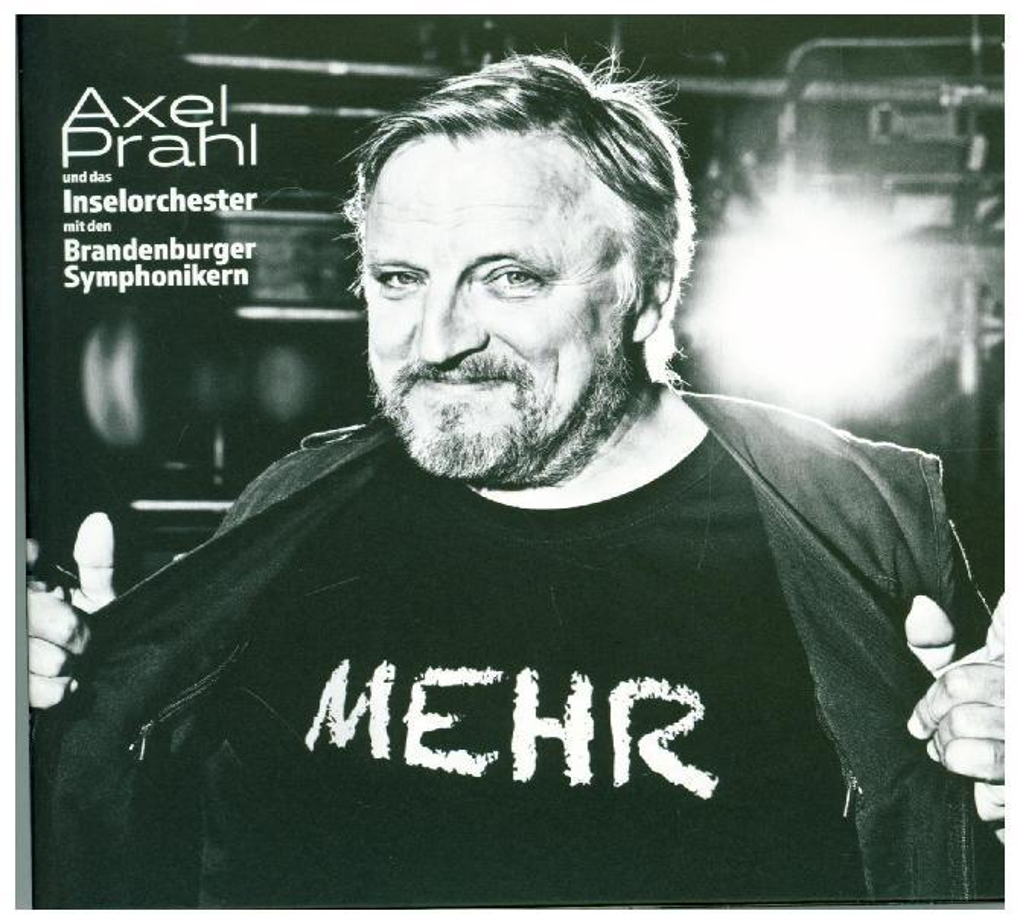 Axel Prahl. MEHR als Hörbuch CD