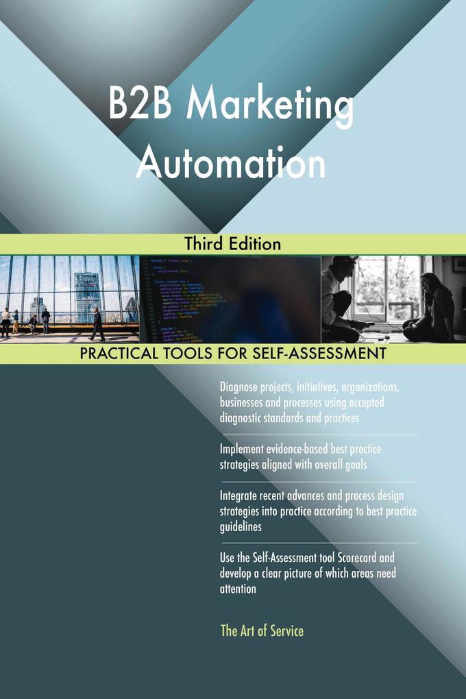 B2B Marketing Automation Third Edition als eBoo...