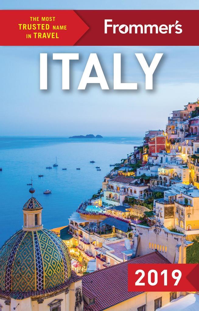 Frommer´s Italy 2019 als eBook Download von Bre...