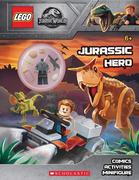 Jurassic Hero (Lego Jurassic World: Activity Book with Minifigure) [With Minifigure]