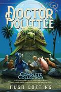 Doctor Dolittle the Complete Collection, Vol. 4: Doctor Dolittle in the Moon; Doctor Dolittle's Return; Doctor Dolittle and the Secret Lake; Gub-Gub's