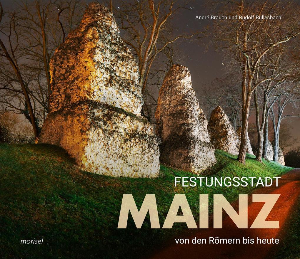Festungsstadt Mainz als Buch