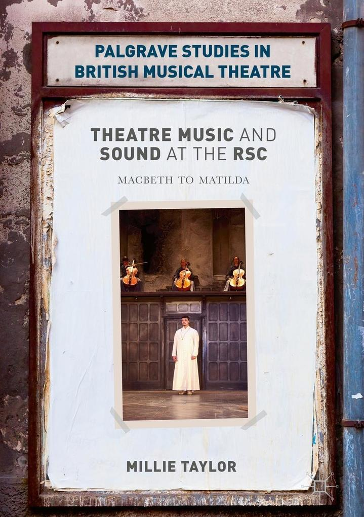 Theatre Music and Sound at the RSC als eBook Do...