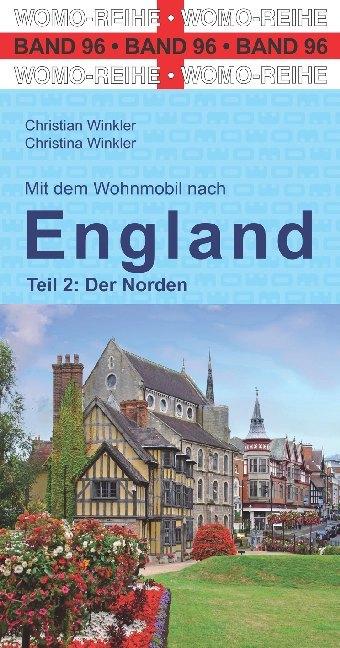 Mit dem Wohnmobil nach England als Buch