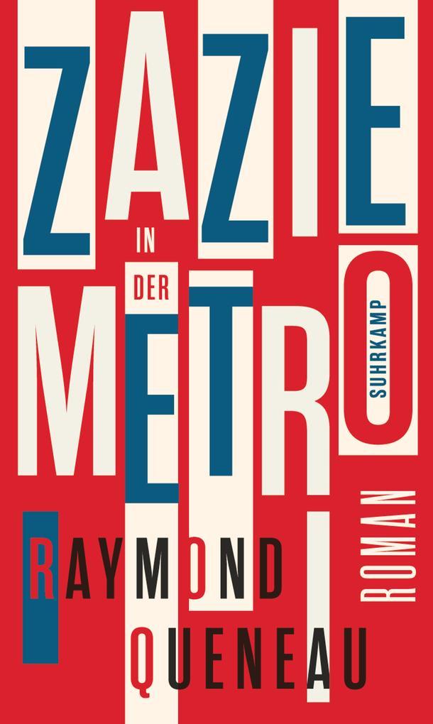 Zazie in der Metro als Buch