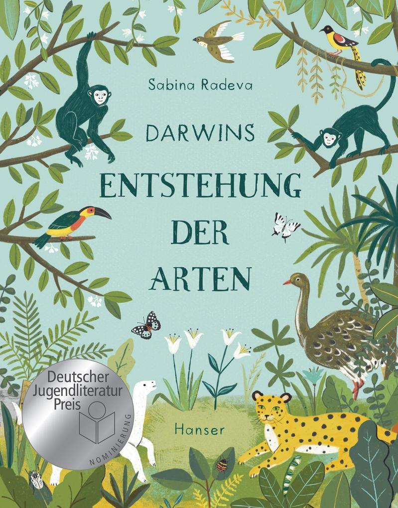 Darwins Entstehung der Arten als Buch