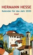 Insel-Kalender für das Jahr 2020