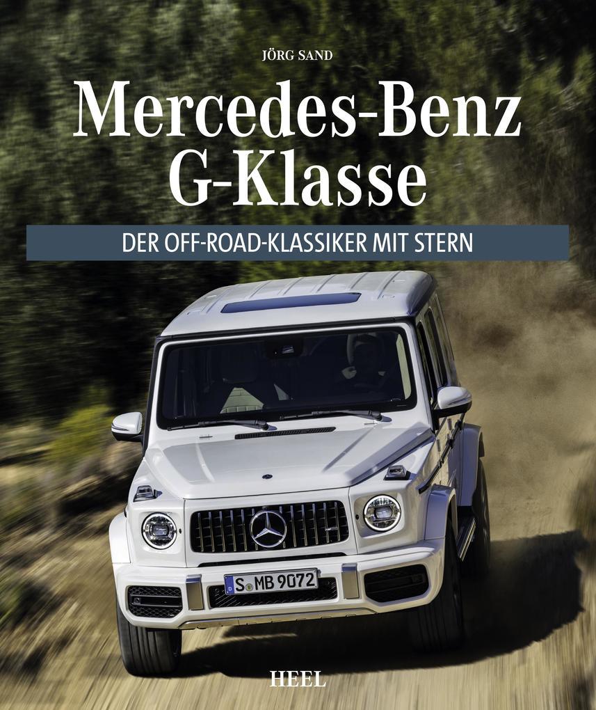 Mercedes-Benz G-Klasse als Buch