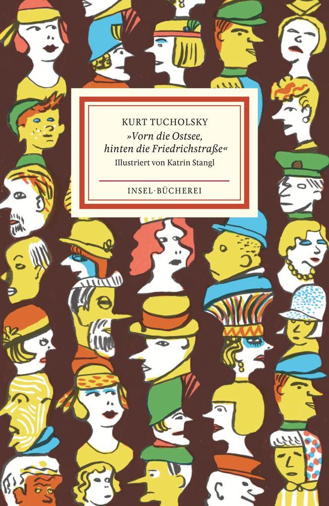 »Vorn die Ostsee, hinten die Friedrichstraße« als Buch