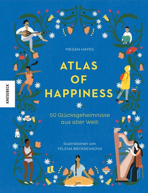Atlas of Happiness als Buch