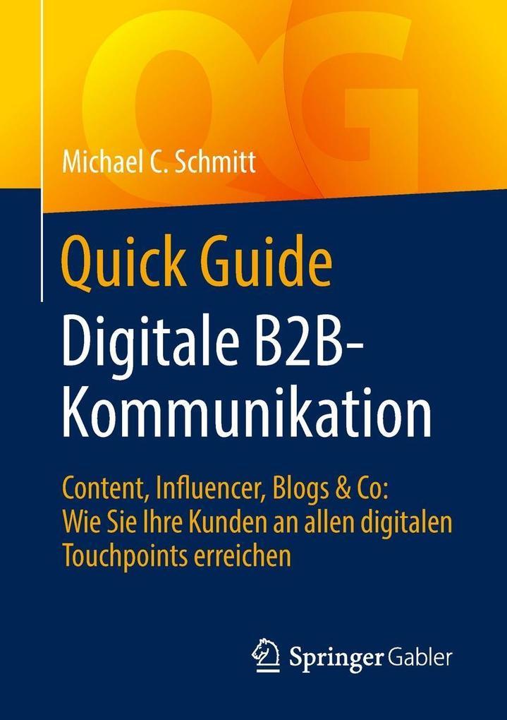 Quick Guide Digitale B2B-Kommunikation als eBoo...