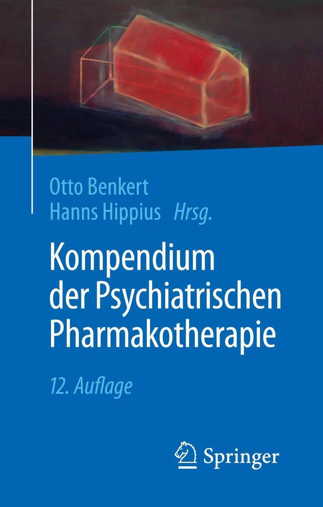 Kompendium der Psychiatrischen Pharmakotherapie als eBook