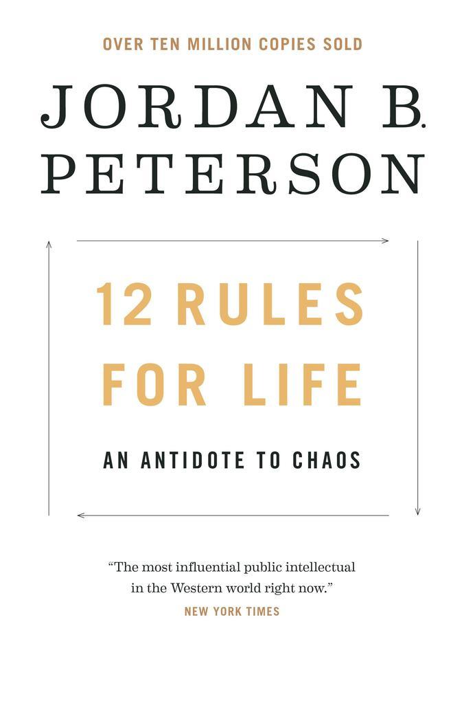 12 Rules for Life als Taschenbuch