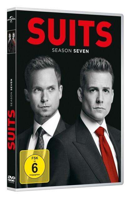 Suits - Season 7 als DVD