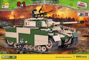 COBI - Small Army - PZKPFW IV Ausführung F1/G/H