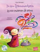 Die kleine Traummischerin. Kinderbuch Deutsch-Französisch mit Audio-CD