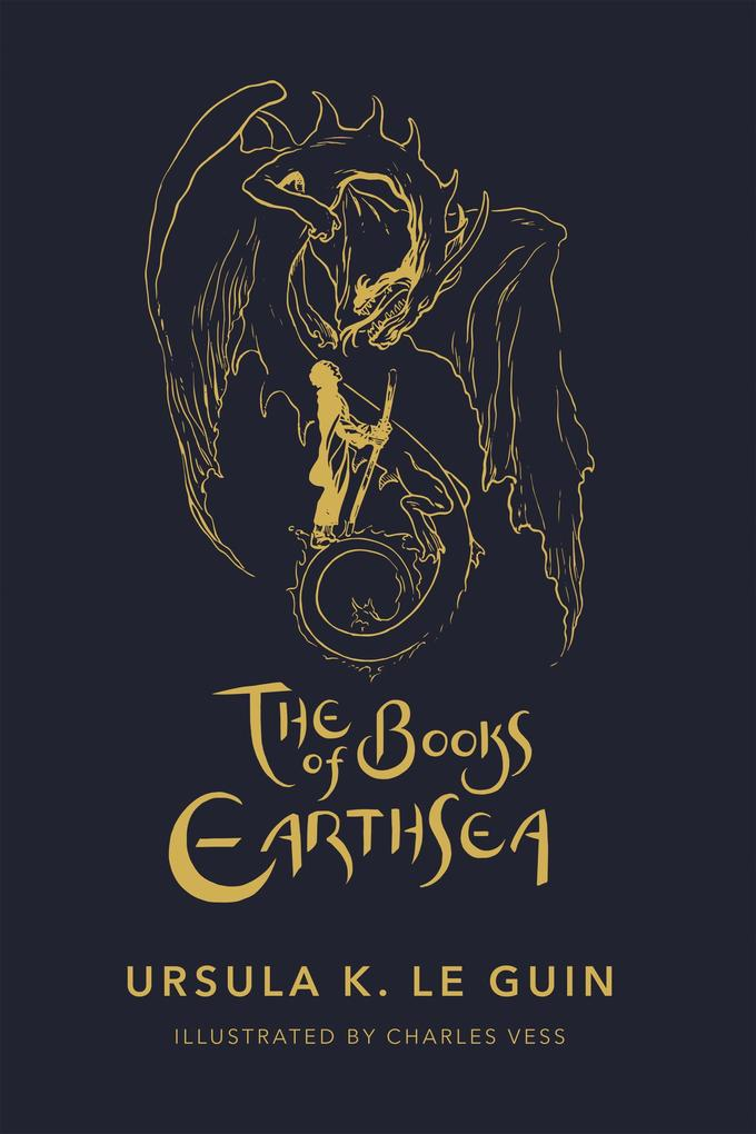 The Books of Earthsea: The Complete Illustrated Edition als eBook epub