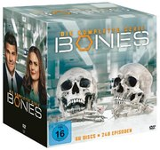 Bones Complete Box, 66 DVDs