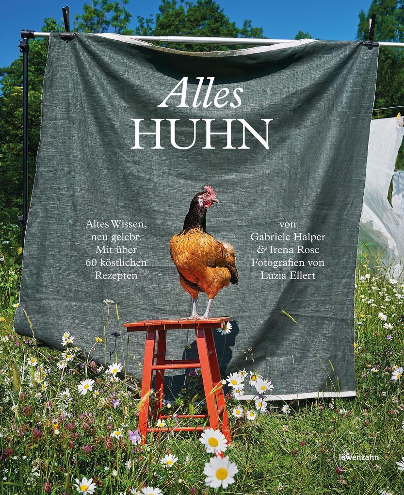 Alles Huhn als Buch