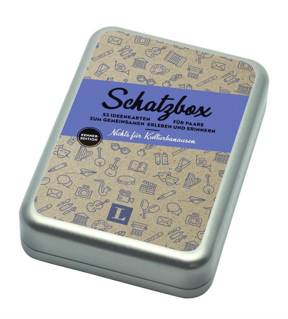 Schatzbox - Nichts für Kulturbanausen - Geschenkbox Kenner-Edition als Buch