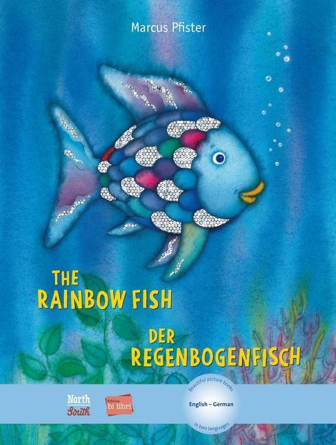 The Rainbow Fish/Bi: Libri - Eng/German als Buch (gebunden)