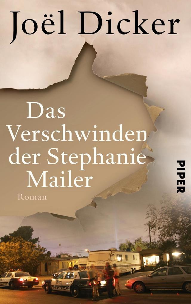 Das Verschwinden der Stephanie Mailer als Buch