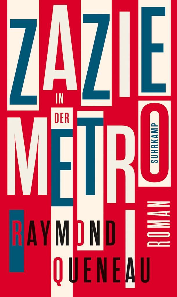 Zazie in der Metro als eBook