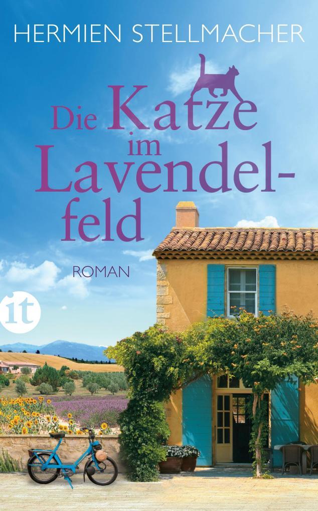 Die Katze im Lavendelfeld als eBook