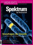 Spektrum Highlights - Grenzfragen der Genetik