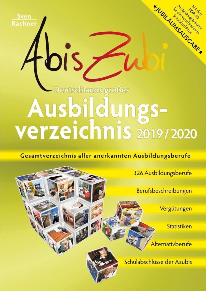 AbisZubi 2019/2020 als Buch