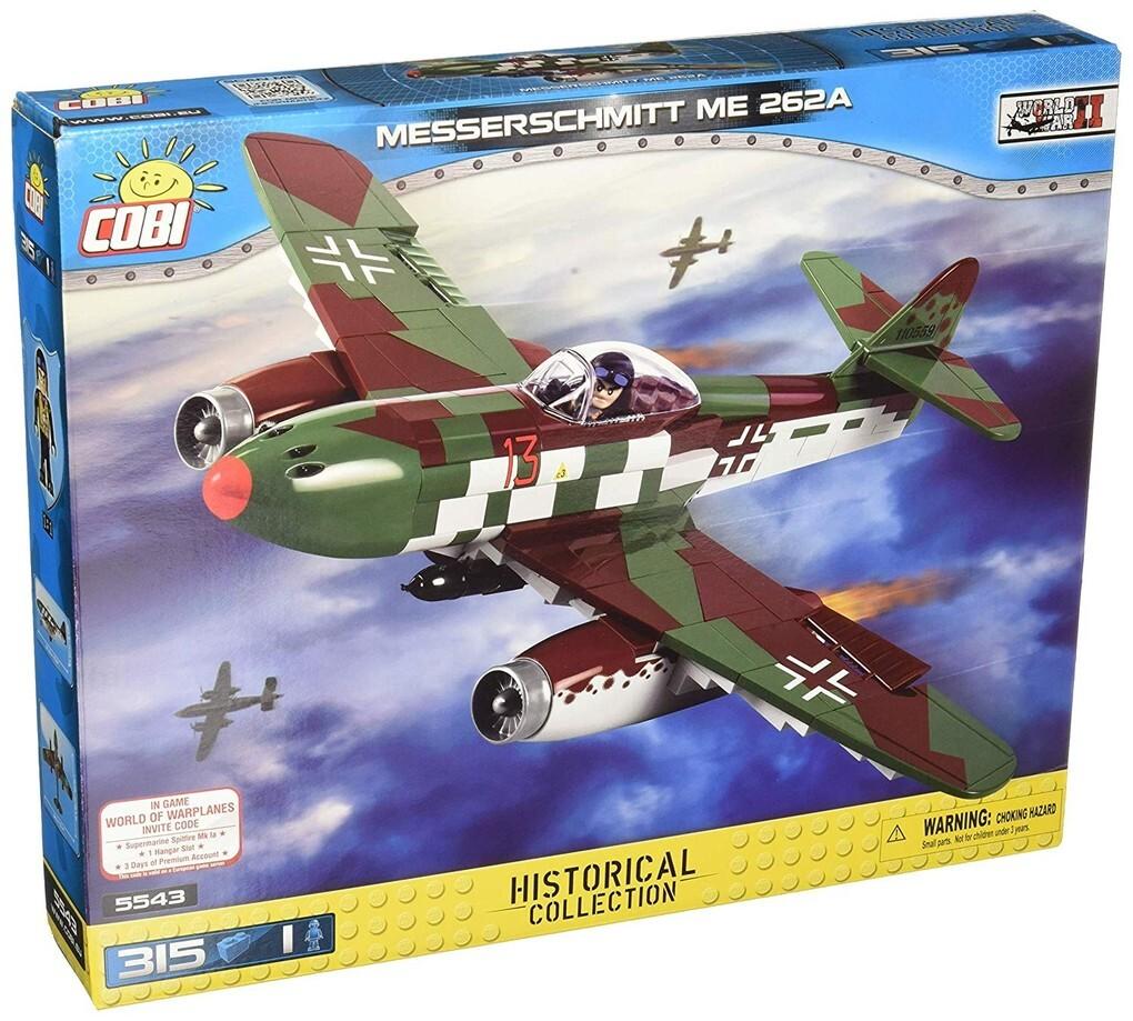 COBI - WWII Planes - Messerschmitt ME 262A Schwalbe als Spielware