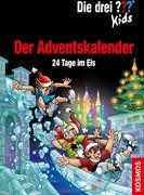 KOSMOS - Die Drei ??? Kids - Der Adventskalender 2019 - 24 Tage im Eis