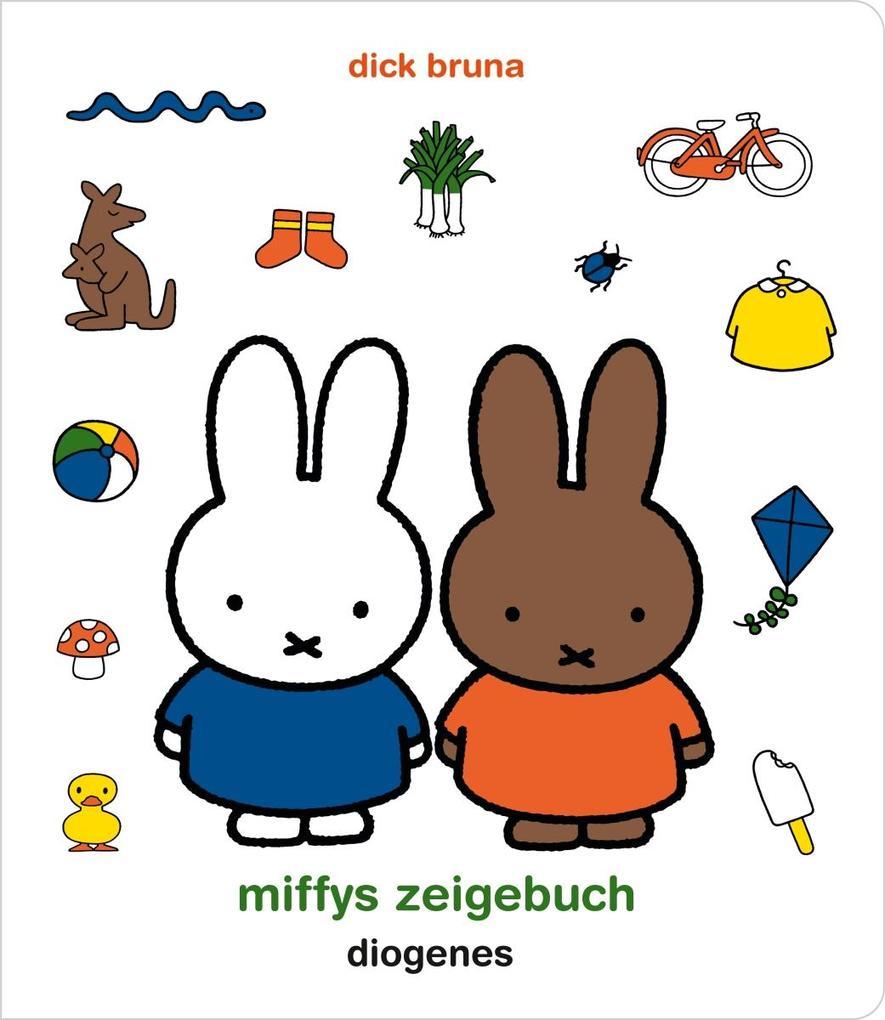 Miffys Zeigebuch als Buch