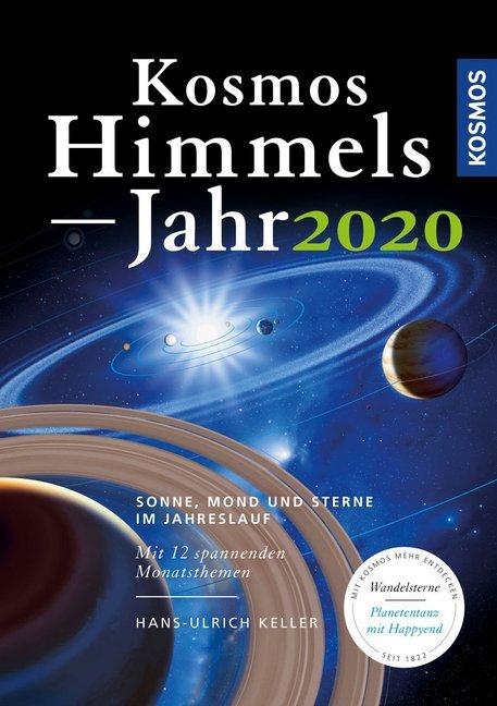 Kosmos Himmelsjahr 2020 als Buch