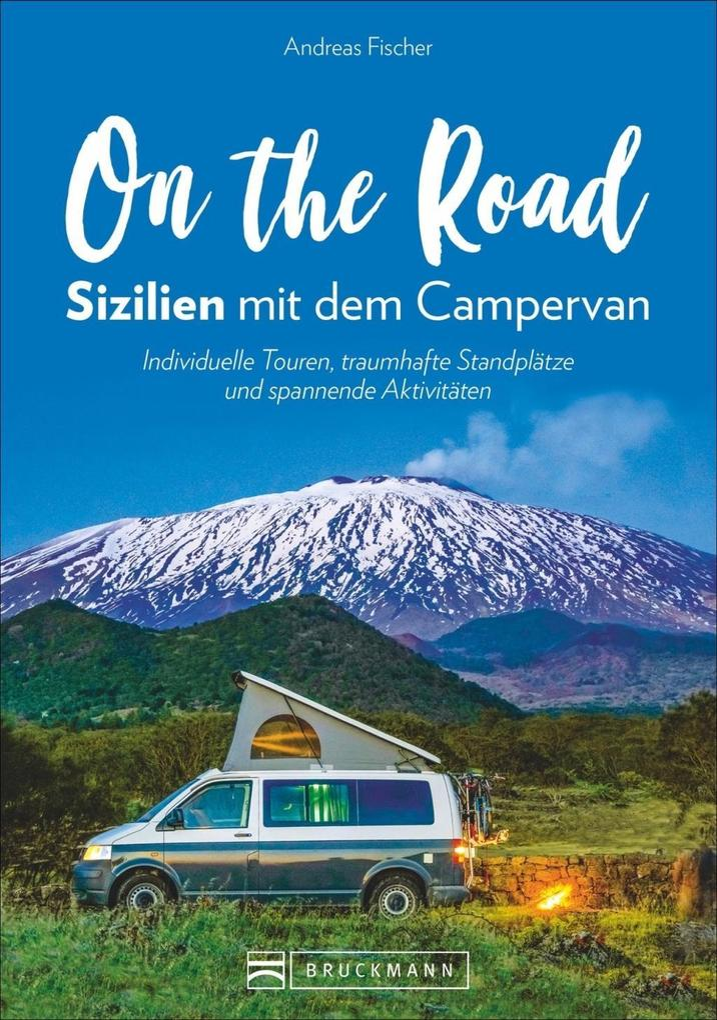 On the Road - Sizilien mit dem Campervan als Buch
