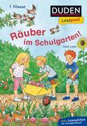 Duden Leseprofi - Räuber im Schulgarten, 1. Klasse