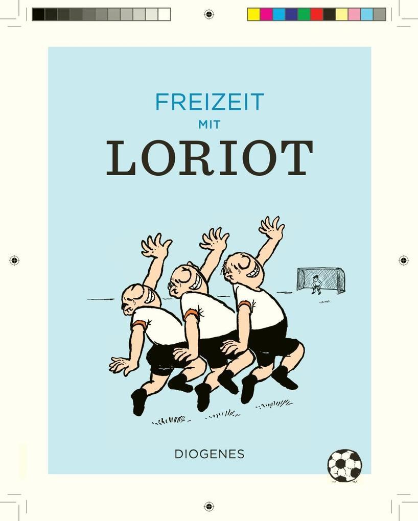 Freizeit mit Loriot als Buch