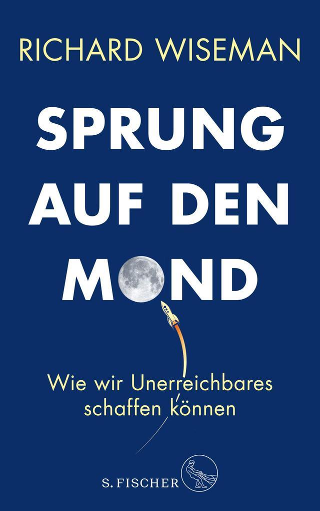 Sprung auf den Mond als Buch