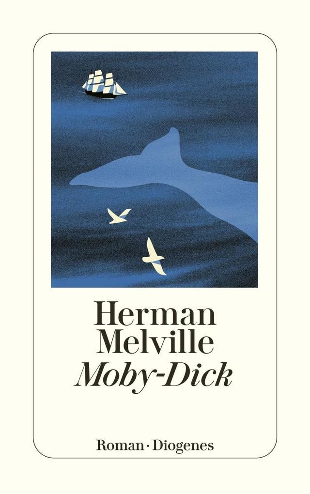 Moby-Dick als Taschenbuch