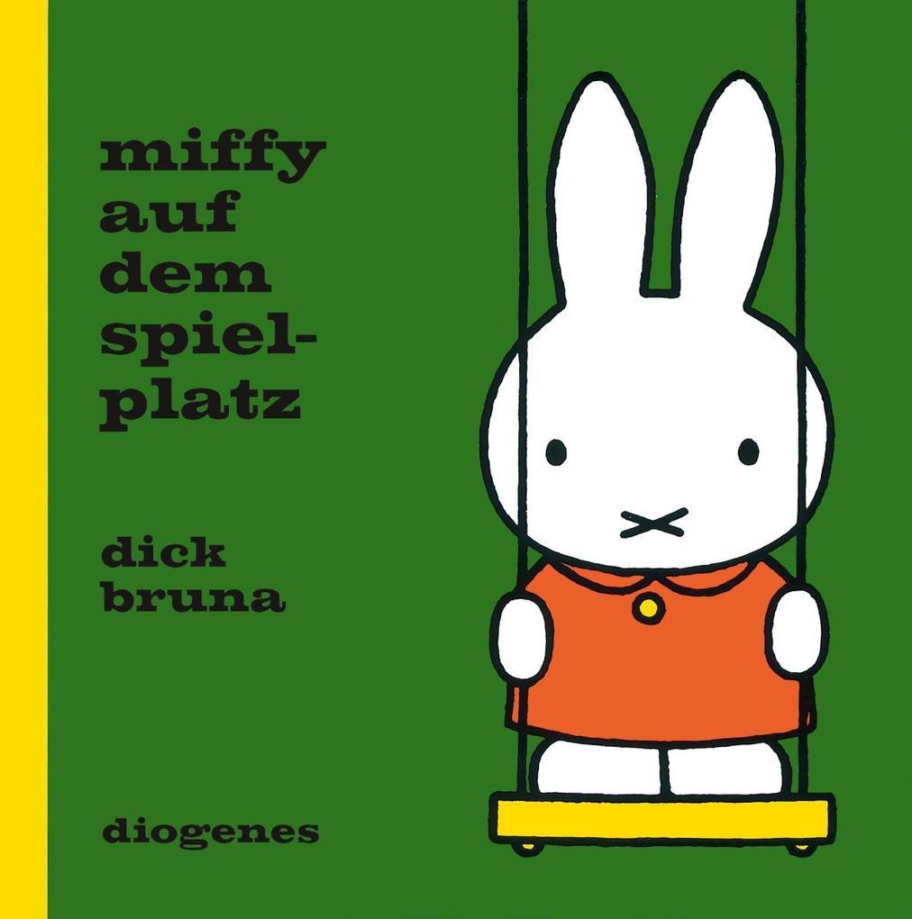 Miffy auf dem Spielplatz als Buch