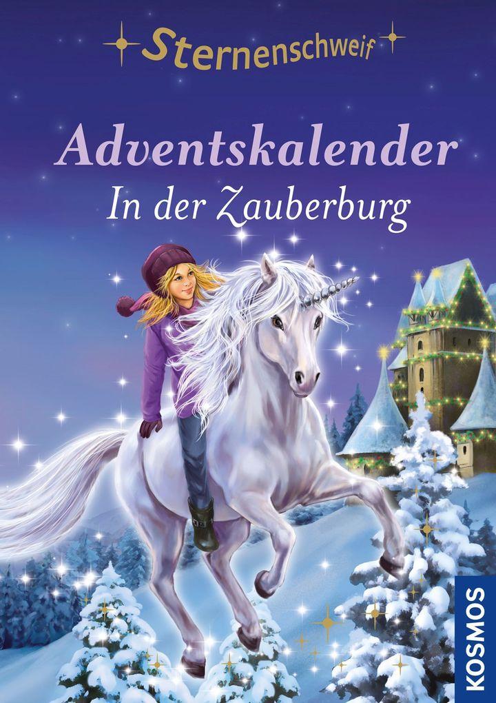 Sternenschweif Adventskalender. In der Zauberburg als Buch