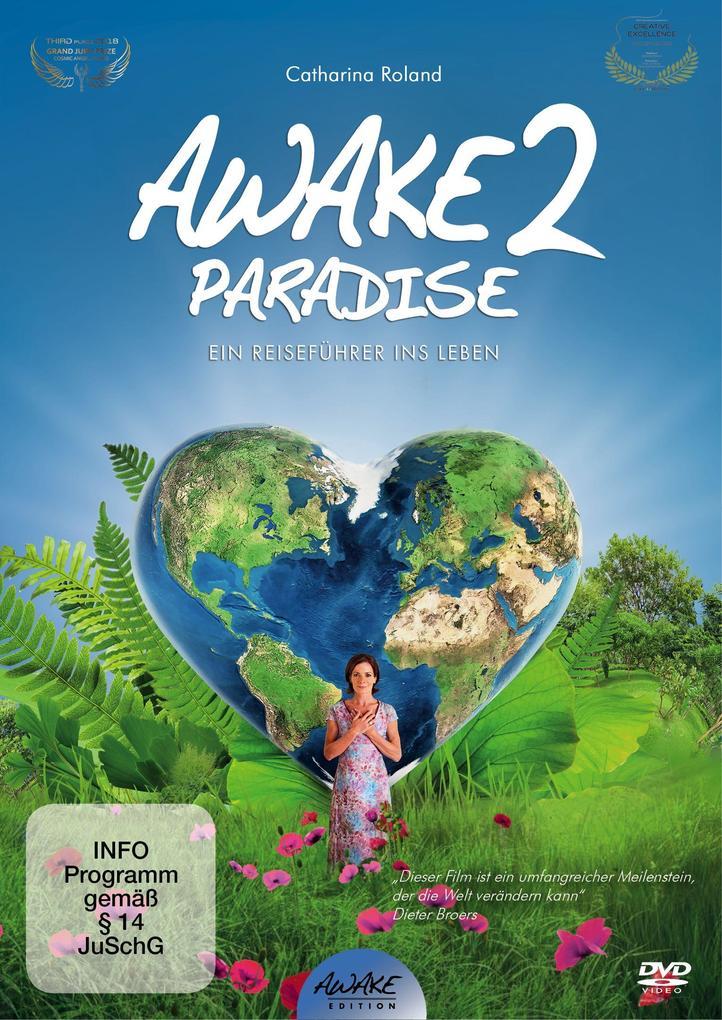 AWAKE2PARADISE als DVD
