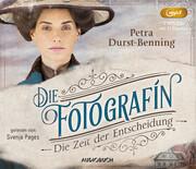 Die Fotografin - Die Zeit der Entscheidung (2 MP3-CDs)