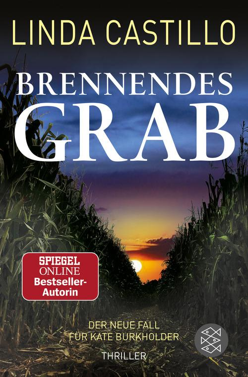 Brennendes Grab als eBook epub