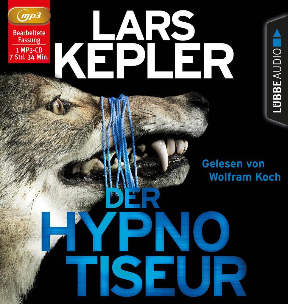 Der Hypnotiseur als Hörbuch