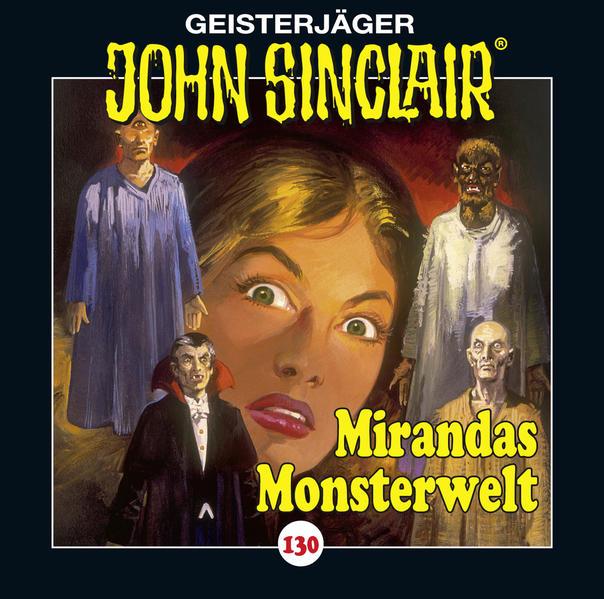 John Sinclair - Folge 130 als Hörbuch