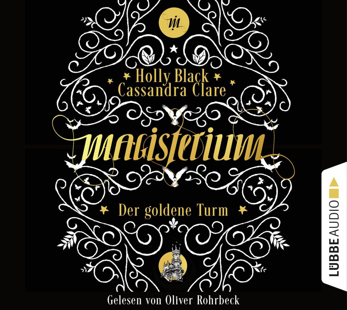 Magisterium 05 Der goldene Turm als Hörbuch